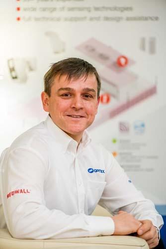OPTEX lanseaza in Romania senzorul laser REDSCAN Mini